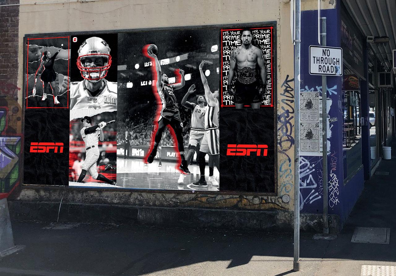 ESPN Brand Campaign